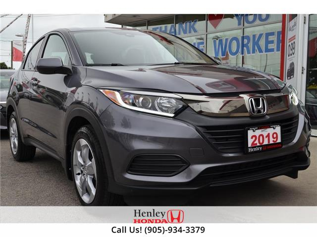 2019 Honda HR-V BLUETOOTH | REAR CAM | HEATED SEATS (Stk: B0945) in St. Catharines - Image 1 of 23