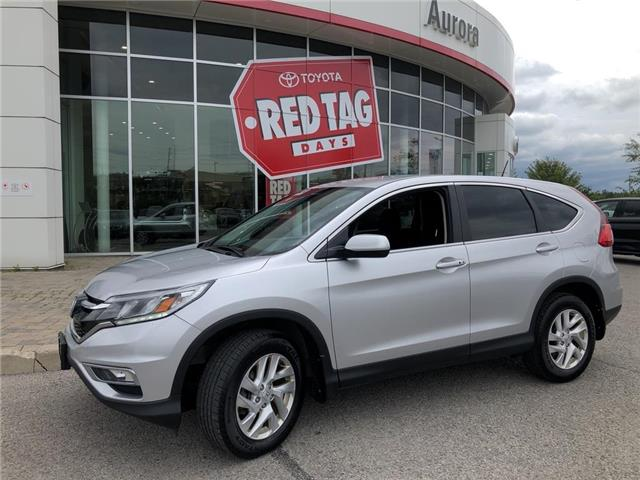 2016 Honda CR-V SE (Stk: 317742) in Aurora - Image 1 of 19