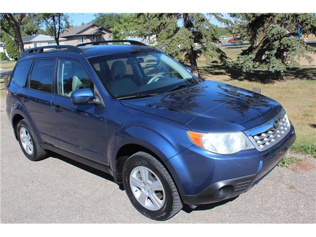 2011 Subaru Forester 2.5 X Convenience Package (Stk: P1909) in Regina - Image 1 of 17
