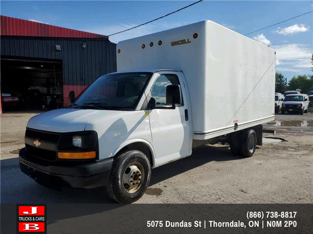 2013 Chevrolet Express Cutaway Standard (Stk: 6403) in Thordale - Image 1 of 6