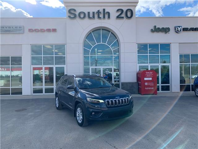 2020 Jeep Cherokee North (Stk: 40051) in Humboldt - Image 1 of 22