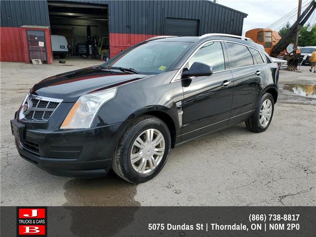 2012 Cadillac SRX Luxury Collection (Stk: 6389) in Thordale - Image 1 of 9