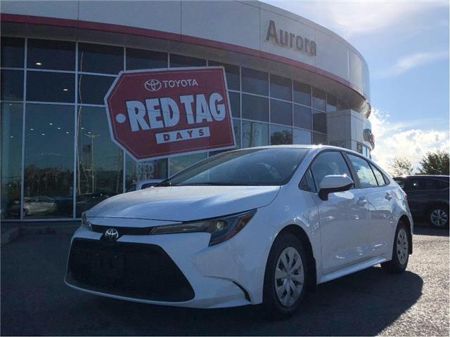 2021 Toyota Corolla LE (Stk: 32051) in Aurora - Image 1 of 15