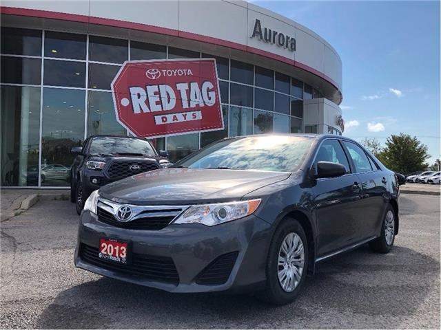 2013 Toyota Camry LE (Stk: 32076) in Aurora - Image 1 of 20