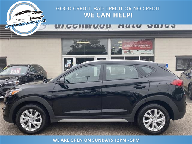 2019 Hyundai Tucson Preferred (Stk: 19-42851) in Greenwood - Image 1 of 25
