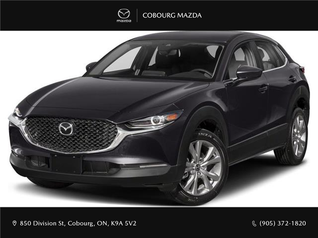 2021 Mazda CX-30 GS (Stk: 21008) in Cobourg - Image 1 of 9