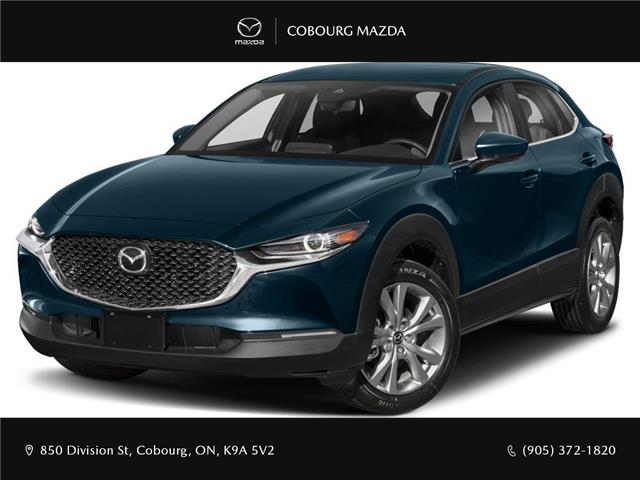 2021 Mazda CX-30 GS (Stk: 21009) in Cobourg - Image 1 of 9