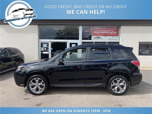 2017 Subaru Forester 2.5i Touring (Stk: 17-24982) in Greenwood - Image 1 of 26