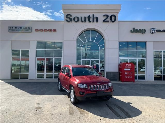 2014 Jeep Compass Sport/North (Stk: B0141A) in Humboldt - Image 1 of 8