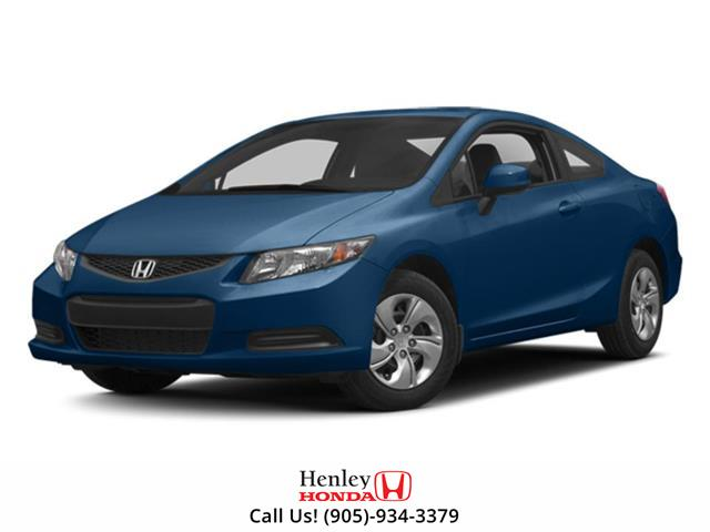 2013 Honda Civic Coupe SUNROOF | BLUETOOTH | REAR CAM (Stk: R9865A) in St. Catharines - Image 1 of 3