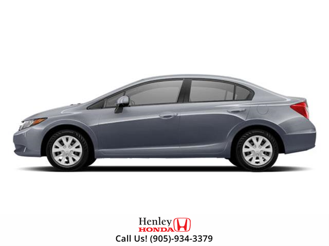 2012 Honda Civic BLUETOOTH | HEATED SEATS (Stk: H18858A) in St. Catharines - Image 1 of 1