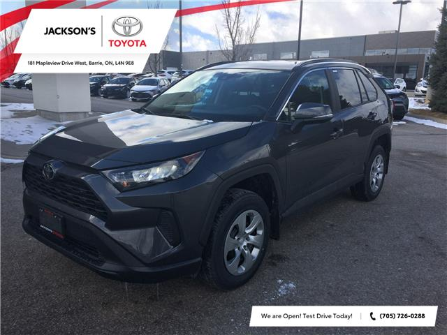 2020 Toyota RAV4 LE (Stk: 4163) in Barrie - Image 1 of 14