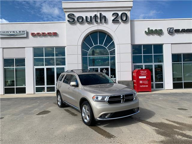 2015 Dodge Durango Limited (Stk: 32365A) in Humboldt - Image 1 of 20