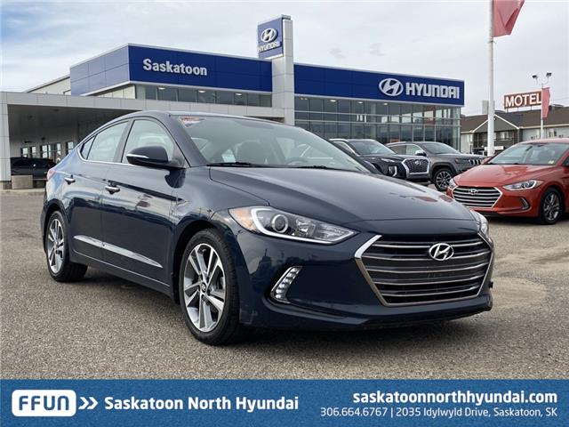 2017 Hyundai Elantra Limited (Stk: 40399A) in Saskatoon - Image 1 of 25