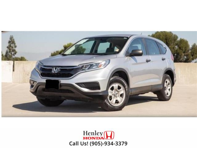 2016 Honda CR-V BLUETOOTH | HEATED SEATS | REAR CAM (Stk: R9926) in St. Catharines - Image 1 of 1