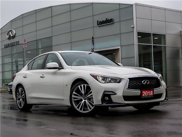 2018 Infiniti Q50 3.0T Sport (Stk: 14460) in London - Image 1 of 26