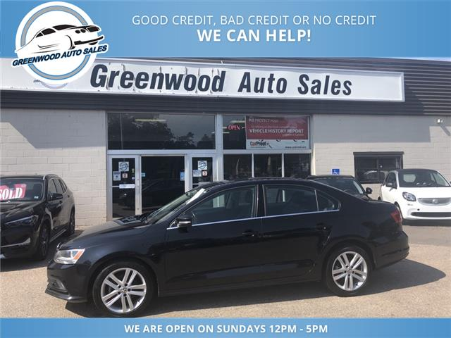 2015 Volkswagen Jetta 2.0 TDI Highline (Stk: 15-62395) in Greenwood - Image 1 of 23