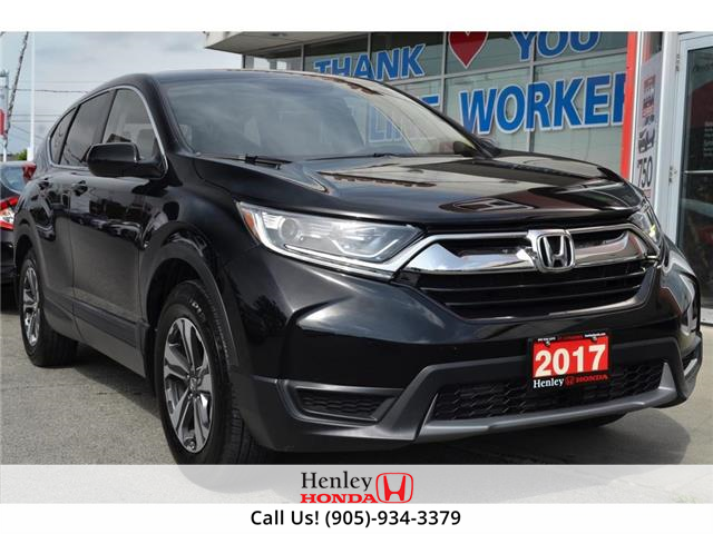 2017 Honda CR-V BLUETOOTH | REAR CAM | HEATED SEATS (Stk: R9913) in St. Catharines - Image 1 of 24