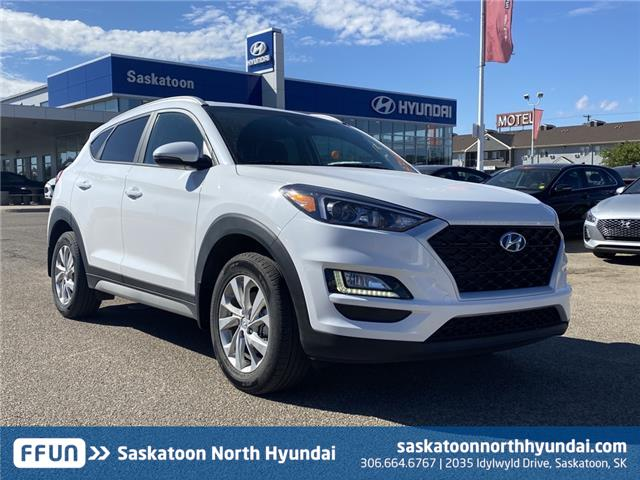 2020 Hyundai Tucson Preferred (Stk: B7700) in Saskatoon - Image 1 of 24