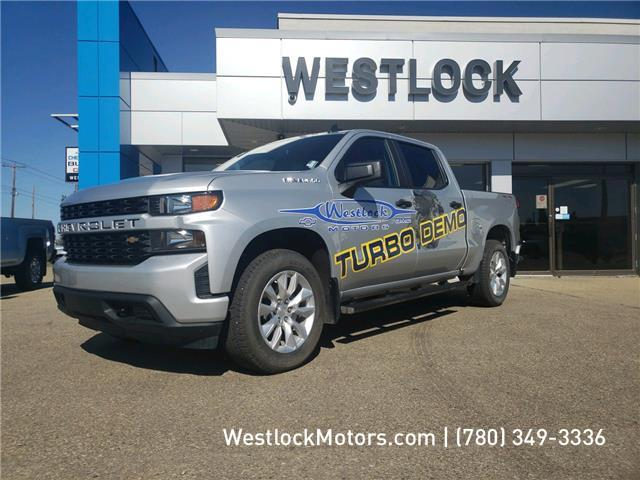2020 Chevrolet Silverado 1500 Silverado Custom (Stk: 20T130) in Westlock - Image 1 of 14