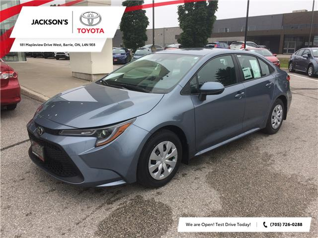 2020 Toyota Corolla L (Stk: 6677) in Barrie - Image 1 of 14
