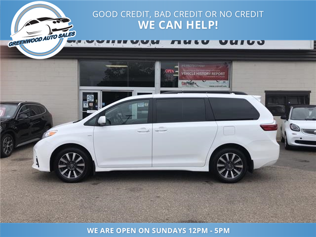 2020 Toyota Sienna LE 7-Passenger (Stk: 20-30182) in Greenwood - Image 1 of 27