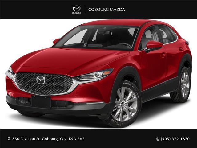 2021 Mazda CX-30 GS (Stk: 21013) in Cobourg - Image 1 of 9