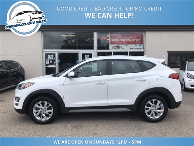 2019 Hyundai Tucson Preferred (Stk: 19-24890) in Greenwood - Image 1 of 24