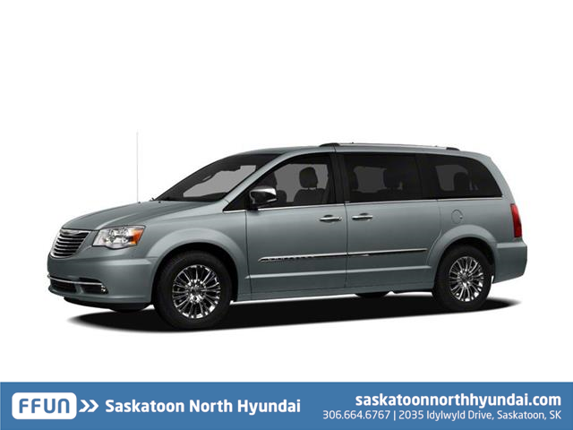 2012 Chrysler Town & Country Touring (Stk: 40451B) in Saskatoon - Image 1 of 1