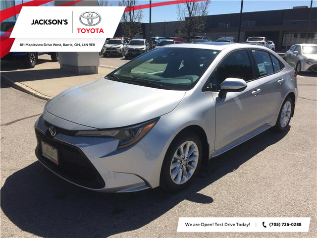 2021 Toyota Corolla LE (Stk: 17632) in Barrie - Image 1 of 13