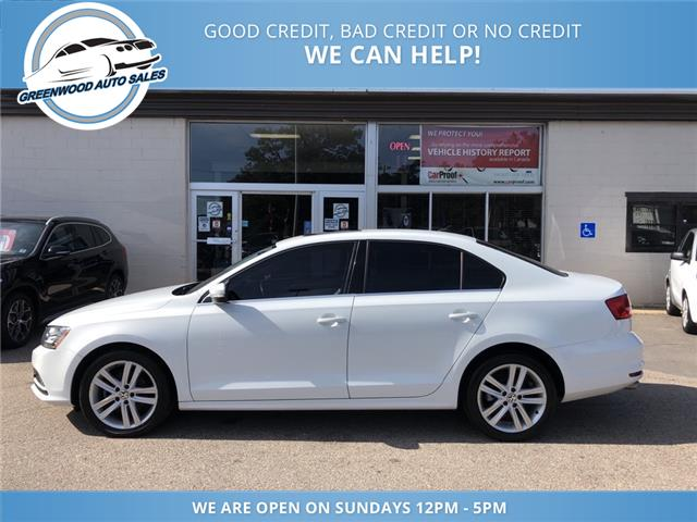 2015 Volkswagen Jetta 2.0 TDI Highline (Stk: 15-44793) in Greenwood - Image 1 of 23