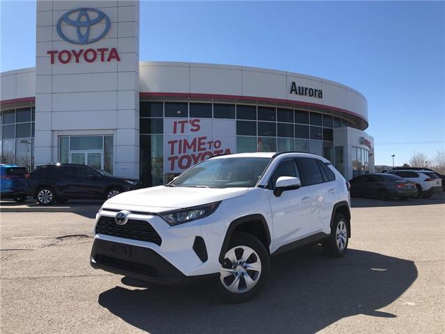 2019 Toyota RAV4 LE (Stk: 30676) in Aurora - Image 1 of 16
