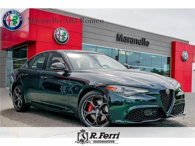 2020 Alfa Romeo Giulia ti (Stk: 617AR) in Woodbridge - Image 1 of 21