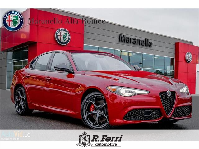 2020 Alfa Romeo Giulia ti (Stk: 621AR) in Woodbridge - Image 1 of 8