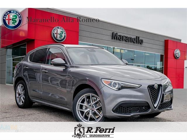 2020 Alfa Romeo Stelvio ti (Stk: 622AR) in Woodbridge - Image 1 of 19