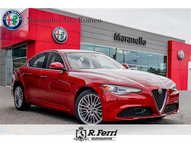 2020 Alfa Romeo Giulia ti (Stk: 629AR) in Woodbridge - Image 1 of 21