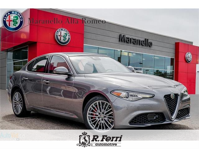 2020 Alfa Romeo Giulia ti (Stk: 630AR) in Woodbridge - Image 1 of 18