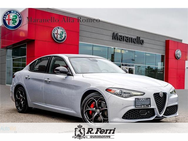 2020 Alfa Romeo Giulia ti (Stk: 634AR) in Woodbridge - Image 1 of 20