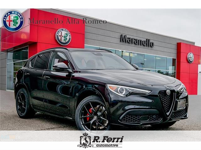 2020 Alfa Romeo Stelvio ti (Stk: 637AR) in Woodbridge - Image 1 of 16