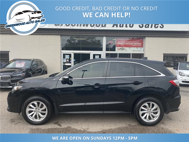 2017 Acura RDX Tech (Stk: 17-09858) in Greenwood - Image 1 of 26