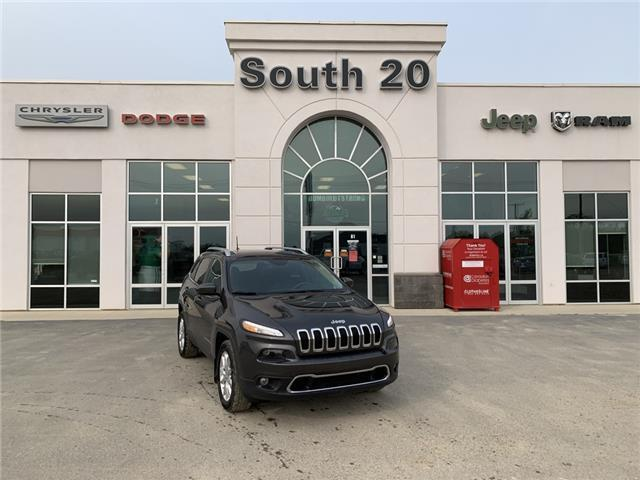 2016 Jeep Cherokee Limited (Stk: 40066A) in Humboldt - Image 1 of 7