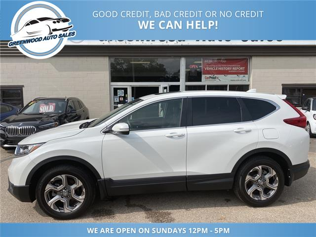 2019 Honda CR-V EX-L (Stk: 19-12202) in Greenwood - Image 1 of 27