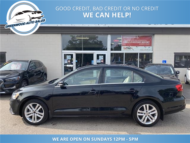 2015 Volkswagen Jetta 2.0 TDI Highline (Stk: 15-05660) in Greenwood - Image 1 of 26