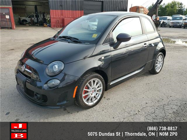2013 Fiat 500 Sport Turbo (Stk: 6345) in Thordale - Image 1 of 8