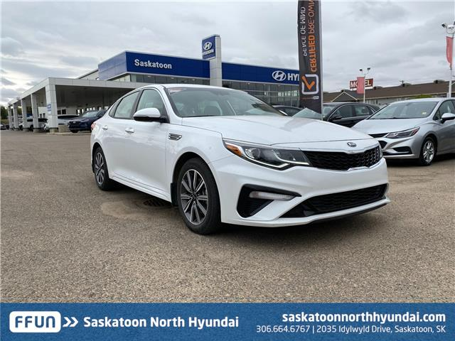 2019 Kia Optima LX (Stk: B7704) in Saskatoon - Image 1 of 12