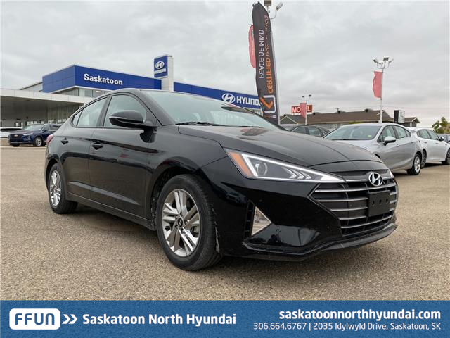 2019 Hyundai Elantra Preferred (Stk: B7723) in Saskatoon - Image 1 of 12