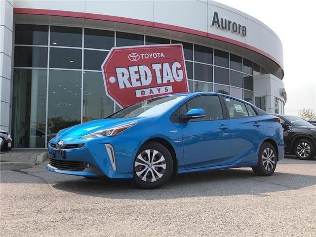 2021 Toyota Prius  (Stk: 32092) in Aurora - Image 1 of 15