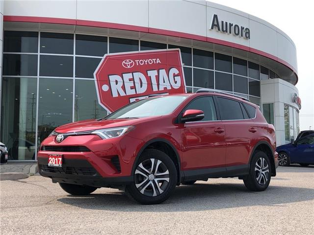 2017 Toyota RAV4 LE (Stk: 319791) in Aurora - Image 1 of 22