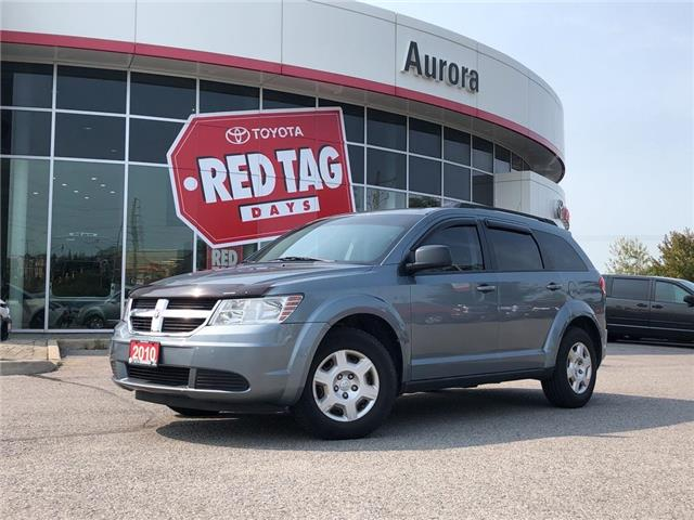 2010 Dodge Journey SE (Stk: 320672) in Aurora - Image 1 of 16