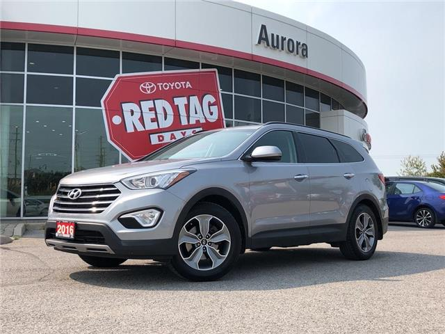 2016 Hyundai Santa Fe XL Base (Stk: 320871) in Aurora - Image 1 of 22